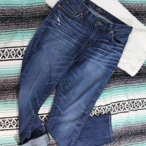 LUCKY BRAND Sienna Tomboy Jeans Sz 4